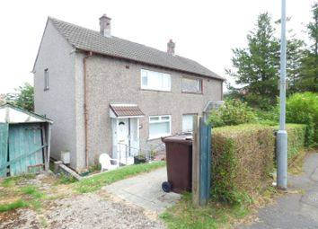 Thumbnail 2 bed semi-detached house for sale in Murray Place, Gourock
