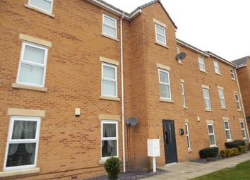 Thumbnail 2 bedroom flat for sale in Ivatt Drive, Crewe, Cheshire