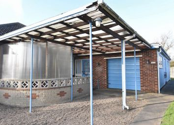 Thumbnail 1 bedroom bungalow for sale in Lakeside Lido Caravan Camp, Warren Road, North Somercotes, Louth