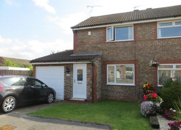 Thumbnail 2 bed semi-detached house to rent in Foredyke Avenue, Hull