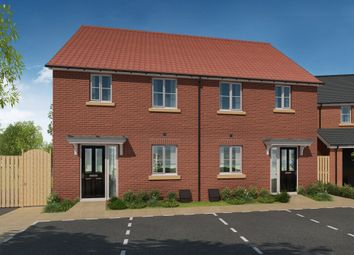 "Thumbnail 3 bed semi-detached house for sale in ""The Hampton"" at Showground Road, Malton"