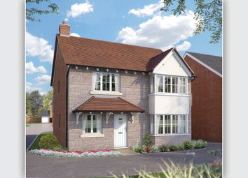 "Thumbnail 4 bedroom detached house for sale in ""The Canterbury"" at Harbour Road, Seaton"