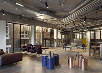 Thumbnail Serviced office to let in Kings Cross Freight Depot, York Way, London