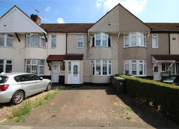Thumbnail 3 bed detached house for sale in Westmoreland Avenue, South Welling, Kent