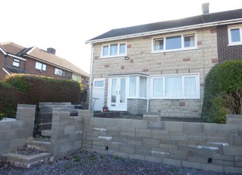 Thumbnail 3 bedroom terraced house for sale in Parracombe Close, Llanrumney, Cardiff