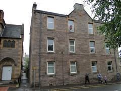 Thumbnail 2 bed flat to rent in New Row, Perth