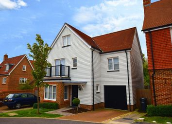Thumbnail 4 bed detached house for sale in Lyewood Way, Uckfield