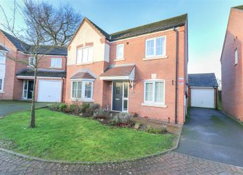 4 bed detached house for sale in Bourchier Close, Coventry CV4