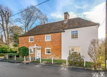Longparish, Andover, Hampshire SP11. 4 bed detached house for sale