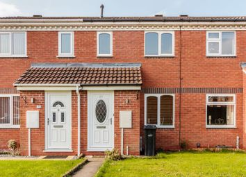 Thumbnail 2 bed terraced house for sale in Ensall Drive, Stourbridge, West Midlands