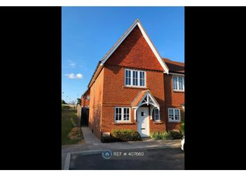 Thumbnail 2 bed end terrace house to rent in Longhurst Avenue, Horsham