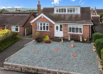 Thumbnail 4 bed bungalow for sale in Mill Hayes Road, Knypersley, Stoke-On-Trent