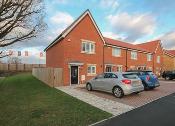 Thumbnail 2 bed end terrace house for sale in Warwick Crescent, Laindon, Basildon
