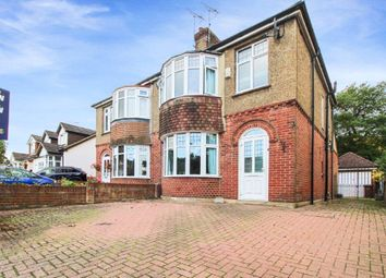 Thumbnail 3 bed semi-detached house for sale in Marshall Road, Wigmore, Rainham, Kent