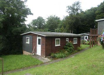 Thumbnail 2 bedroom property for sale in 191, Mill Stream, Glan Gwna Holiday Park, Caeathro, Caernarfon