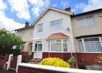 Thumbnail 3 bed terraced house for sale in Dundee Grove, Wallasey