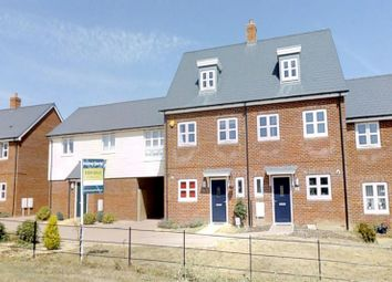 Thumbnail 3 bed terraced house for sale in Crispin Street, Aylesbury