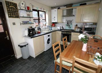 Thumbnail 2 bed town house for sale in Orchard Gardens, Leek