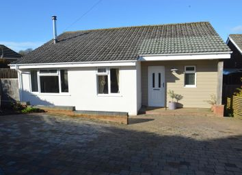Thumbnail 3 bedroom detached bungalow for sale in Greenlydd Close, Niton, Ventnor
