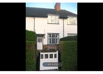 Thumbnail 2 bed terraced house to rent in Denison Road, London