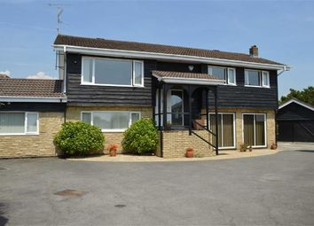 Thumbnail 5 bedroom detached house for sale in Coedmor, Swansea