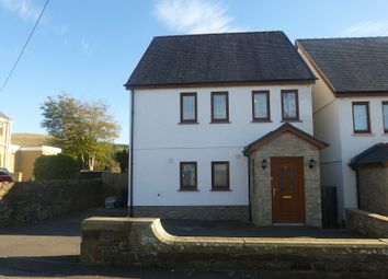 Thumbnail 4 bed detached house for sale in Upper Colbren Road, Gwaun Cae Gurwen, Ammanford, Carmarthenshire.