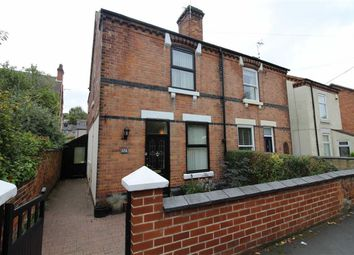 Thumbnail 2 bed semi-detached house for sale in Alfreton Road, Little Eaton, Derby