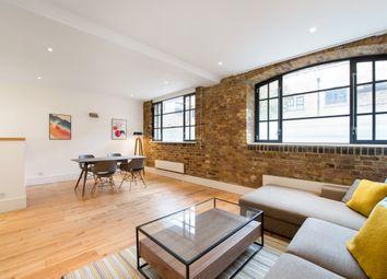 Thumbnail Flat to rent in Albion Walk, London