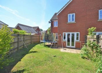 3 bed semi-detached house for sale in Cannington Road, Witheridge, Tiverton EX16