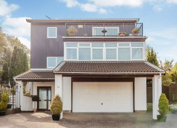 Thumbnail 3 bed detached house for sale in Abbots View, Buckshaft, Cinderford