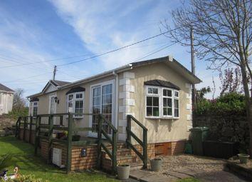 Thumbnail 2 bed mobile/park home for sale in Golden Sands, Guildford Road, Hayle