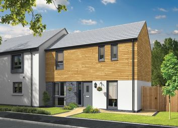 Thumbnail 2 bed semi-detached house for sale in Orion Drive, St. Eval, Wadebridge