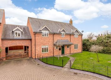 Thumbnail 5 bed link-detached house for sale in Main Street, Hickling, Melton Mowbray, Leicestershire