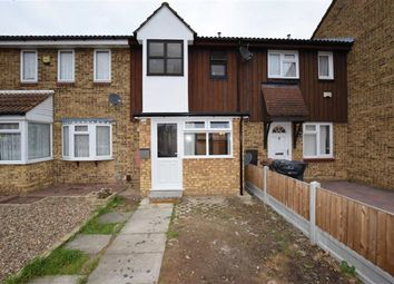 Thumbnail 2 bed terraced house for sale in Kipling Avenue, Tilbury, Essex