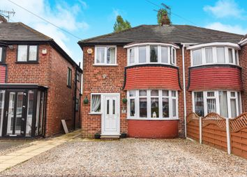 Thumbnail 3 bed semi-detached house for sale in Waddington Avenue, Great Barr, Birmingham