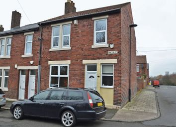 Thumbnail 5 bed terraced house for sale in Chatton Street, Wallsend