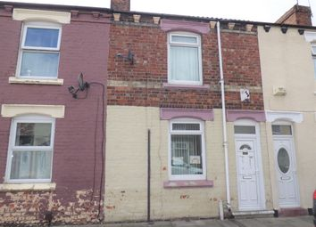 Thumbnail 3 bed terraced house for sale in Maria Street, North Ormesby, Middlesbrough
