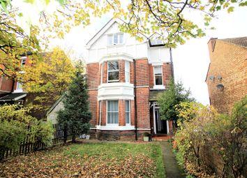 Thumbnail 3 bed flat for sale in Shrewsbury Lane, London