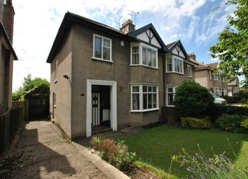 Thumbnail 3 bed semi-detached house for sale in St. Martins Road, Knowle, Bristol
