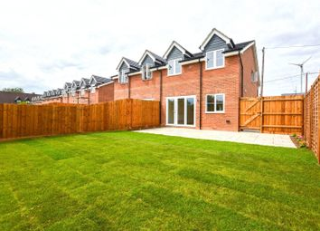 Thumbnail 3 bed semi-detached house to rent in School Lane, Takeley, Bishop's Stortford