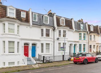 Thumbnail 3 bed flat for sale in Vere Road, Brighton, East Sussex