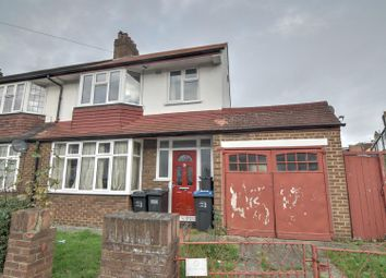 Thumbnail 3 bed end terrace house for sale in Goldwell Road, Thornton Heath