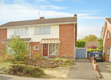 3 bed semi-detached house for sale in Kendrick Drive, Oadby, Leicester LE2