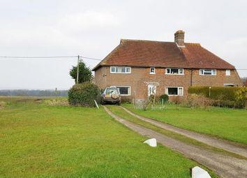 Thumbnail 4 bed semi-detached house for sale in Bakersfield Cottages, Hoyle Lane, Heyshott, West Sussex