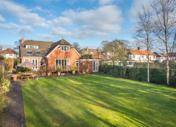 Thumbnail 6 bed detached house for sale in The Crescent, Adel, Leeds, West Yorkshire