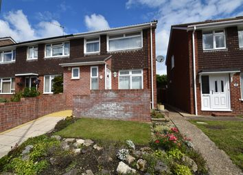 Thumbnail 3 bed end terrace house for sale in Little Park Close, Hedge End, Southampton, Hampshire