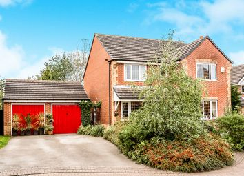 Thumbnail 4 bed detached house for sale in Pymont Grove, Woodlesford, Leeds