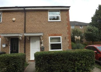 Thumbnail 2 bed end terrace house for sale in Ben Culey Drive, Thetford