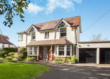 Thumbnail 4 bedroom detached house for sale in Courtlands Lane, Lympstone, Devon