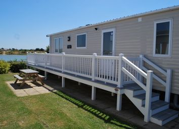 Thumbnail 3 bed mobile/park home for sale in Church Lane, Pagham, Bognor Regis